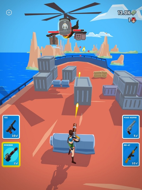 Agent Action Android Game Image 3
