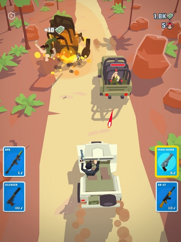 Agent Action Android Game Image 4