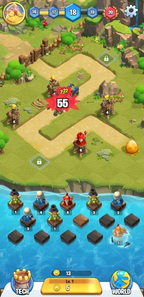 Kingdom Guard Android Game Image 4