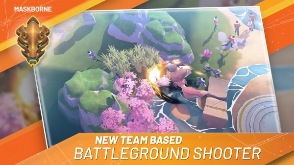 Maskborne Android Game Image 1