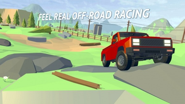 Offroad Racing Online Android Game Image 1