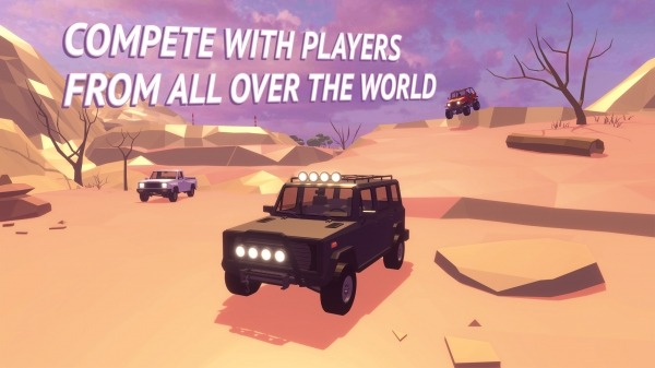 Offroad Racing Online Android Game Image 2