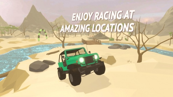 Offroad Racing Online Android Game Image 4
