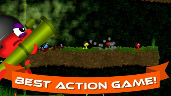 Annelids: Online Battle Android Game Image 1