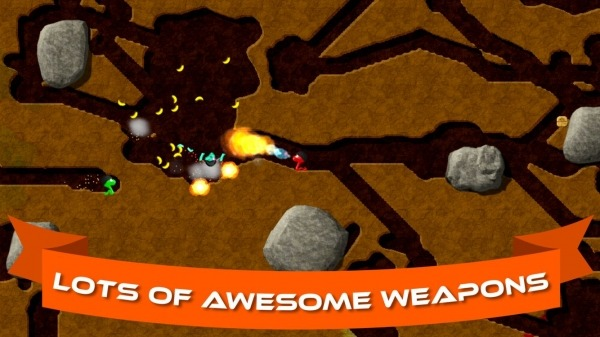 Annelids: Online Battle Android Game Image 2