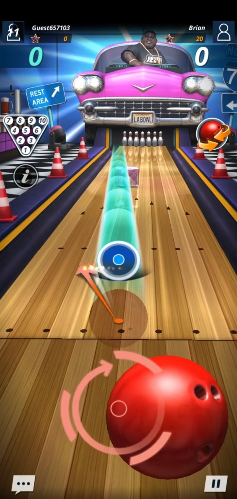Bowling Star: Strike Android Game Image 2