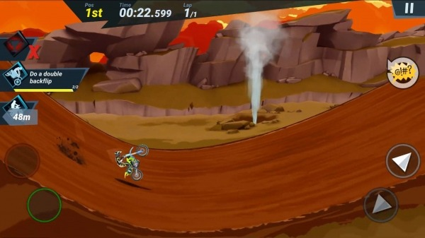 Mad Skills Motocross 3 Android Game Image 2