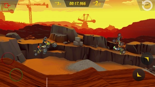 Mad Skills Motocross 3 Android Game Image 3