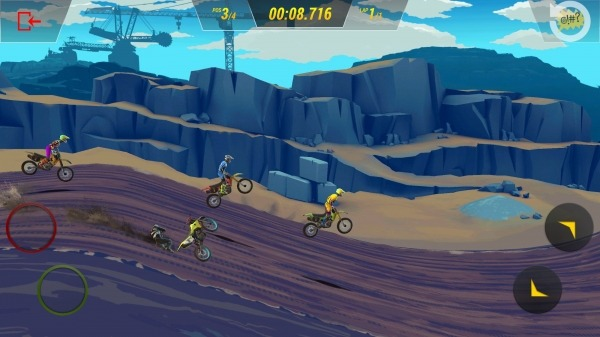 Mad Skills Motocross 3 Android Game Image 5