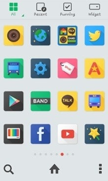 Color Pop Dodol Launcher Android Theme Image 2