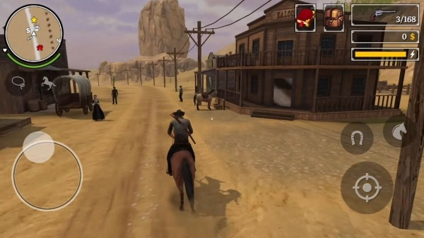 Guns And Spurs 2 Android Game Image 1