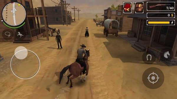 Guns And Spurs 2 Android Game Image 2