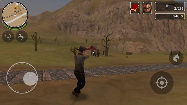 Guns And Spurs 2 Android Game Image 3