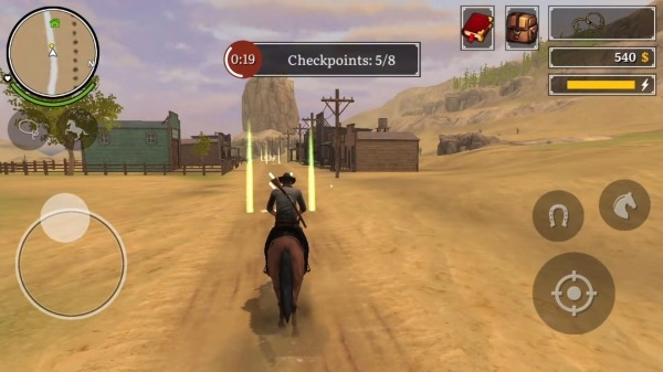 Guns And Spurs 2 Android Game Image 5