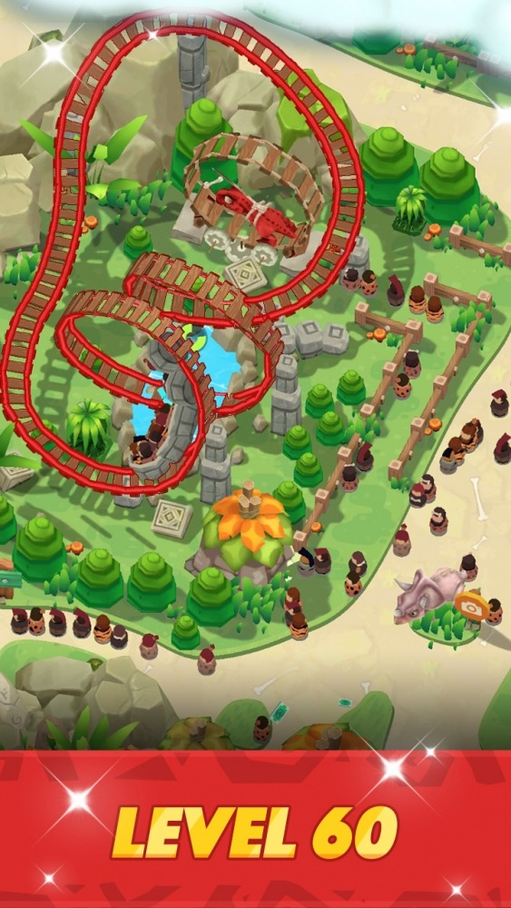 Stone Park: Prehistoric Tycoon Android Game Image 4