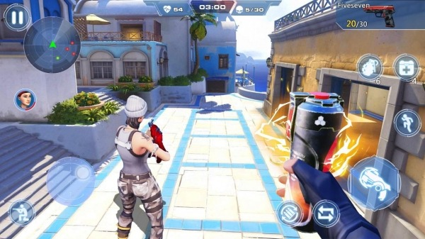 Cover Hunter - 3v3 Team Battle Android Game Image 1