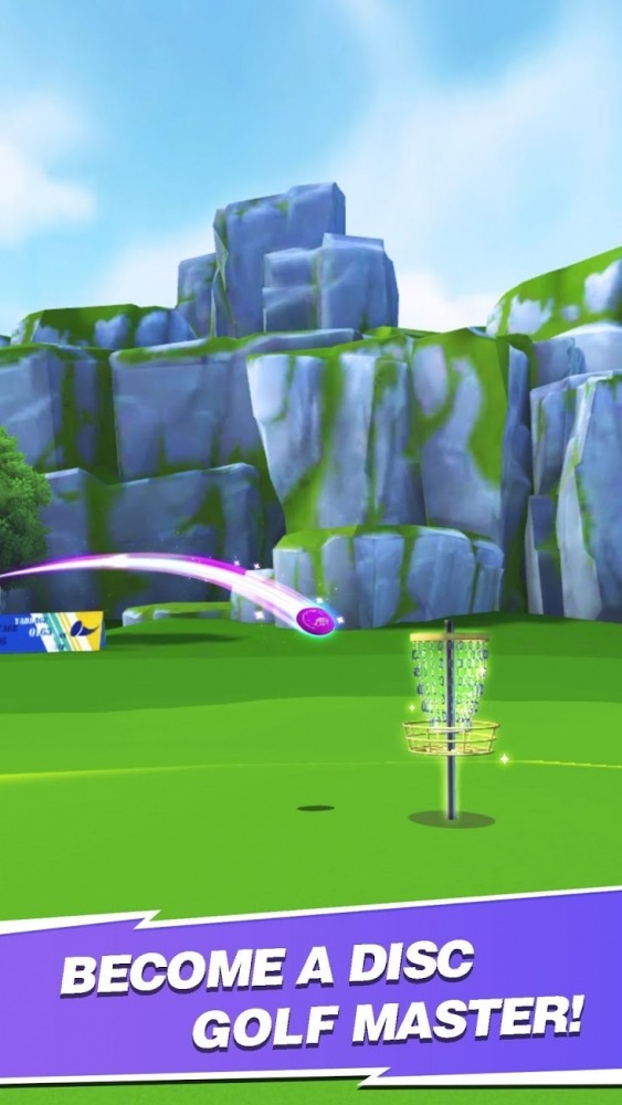 Disc Golf Rival Android Game Image 5