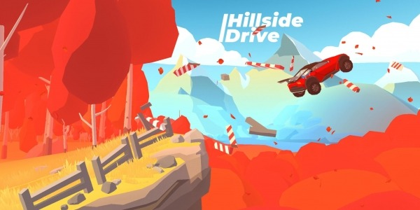 Hillside Drive Racing Android Game Image 1