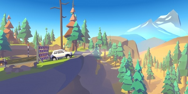 Hillside Drive Racing Android Game Image 4