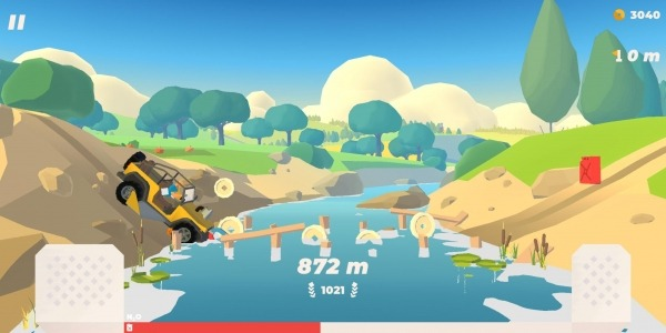 Hillside Drive Racing Android Game Image 5