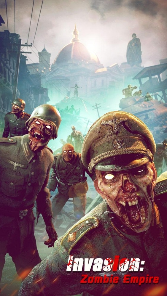 Invasion : Zombie Empire Android Game Image 1