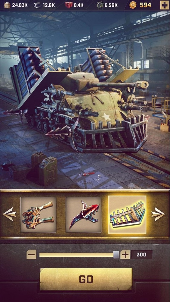Invasion : Zombie Empire Android Game Image 3