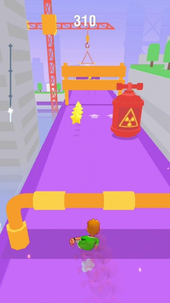 Parkour King Android Game Image 1