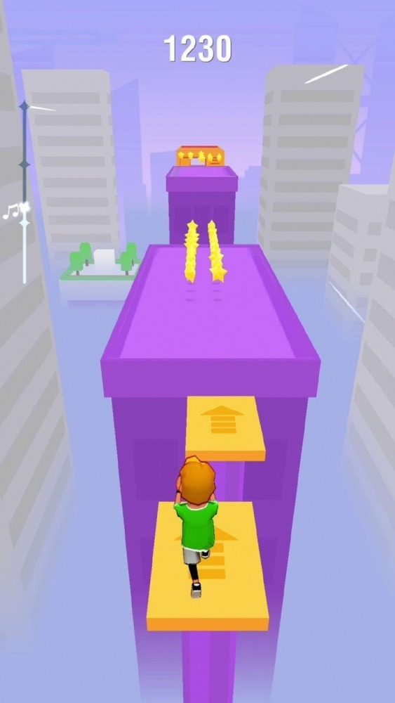 Parkour King Android Game Image 2