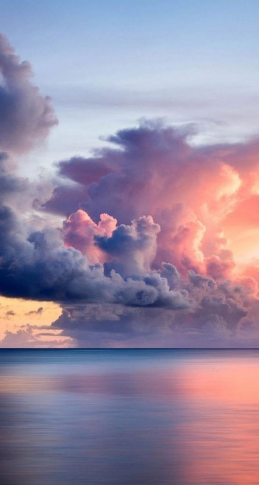 Clouds Android Wallpaper Image 1