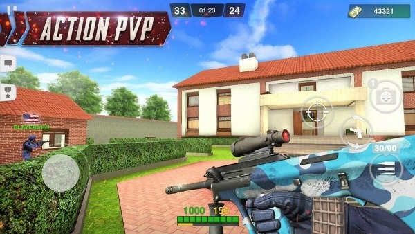 Special Ops: FPS PvP War-Online Gun Shooting Games Android Game Image 2