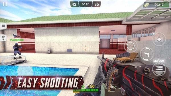 Special Ops: FPS PvP War-Online Gun Shooting Games Android Game Image 3
