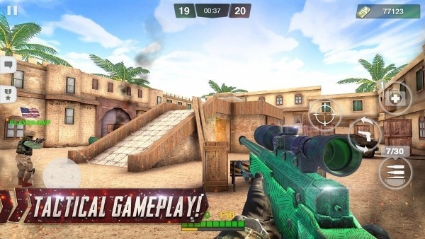 Special Ops: FPS PvP War-Online Gun Shooting Games Android Game Image 4