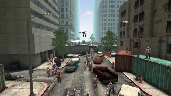 ZOMBIE SURVIVAL: Offline Shooting Games Android Game Image 2