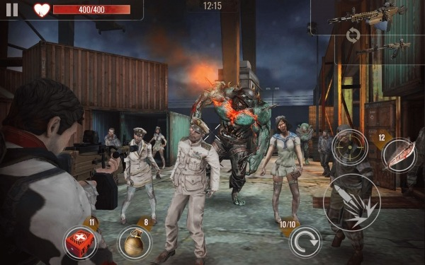 ZOMBIE SURVIVAL: Offline Shooting Games Android Game Image 5