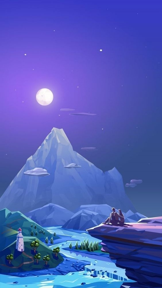 Moonlight Android Wallpaper Image 1