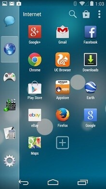 SL Smart Launcher Android Theme Image 2