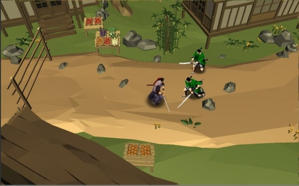 Brave Ronin - The Ultimate Samurai Warrior Android Game Image 5