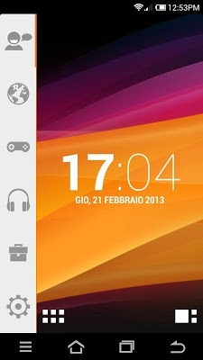 MIUI Smart Launcher Android Theme Image 1