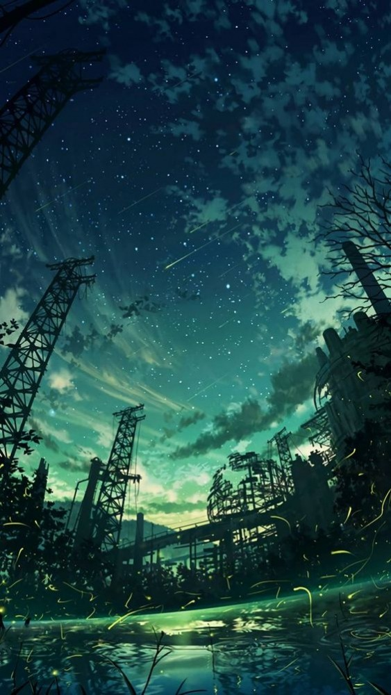 Power Grid Android Wallpaper Image 1