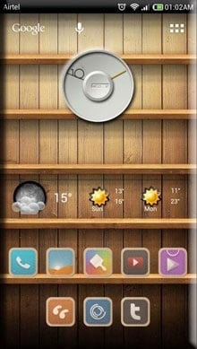 Puntada Smart Launcher Android Theme Image 2