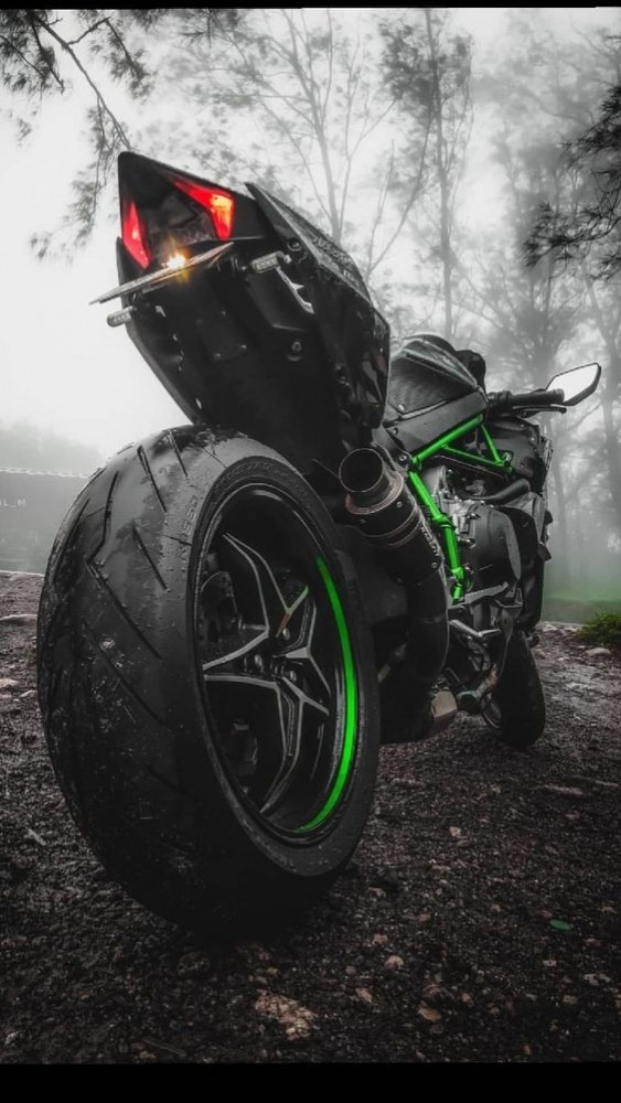 Bike Android Wallpaper Image 1