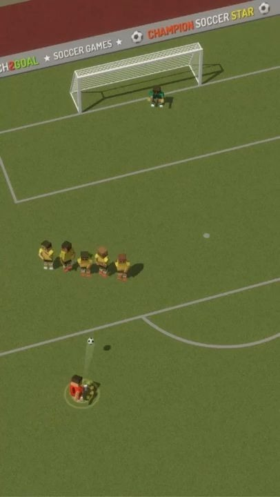 Champion Soccer Star Android Game Image 1