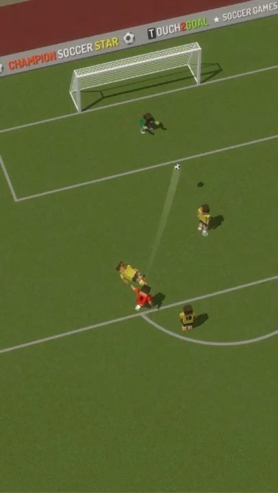Champion Soccer Star Android Game Image 3