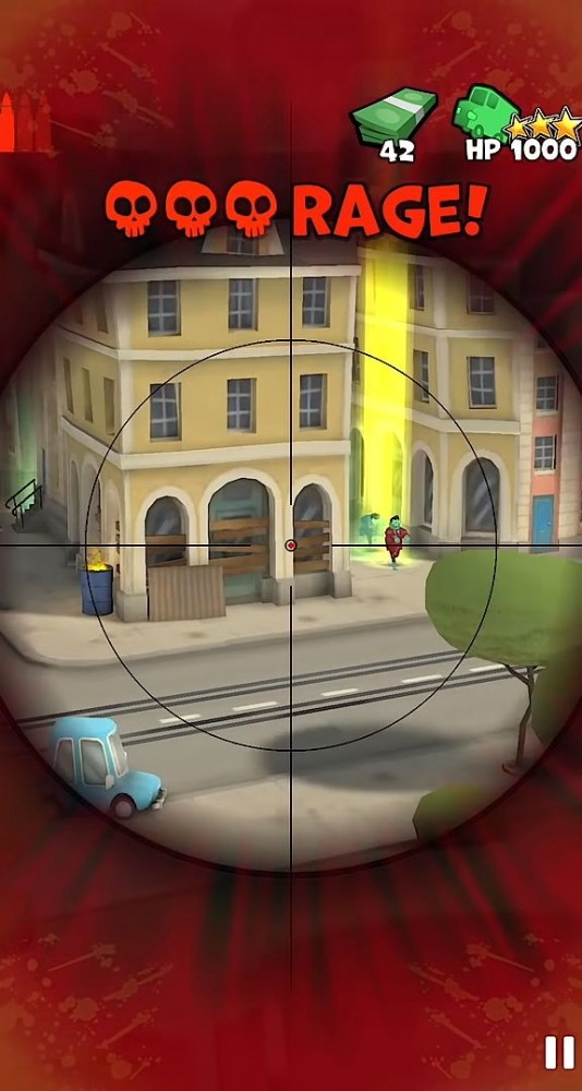 Snipers Vs Thieves: Zombies! Android Game Image 3