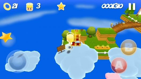 Angel In Danger Android Game Image 2