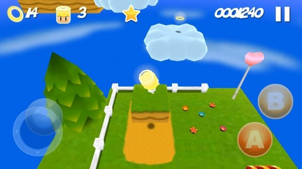 Angel In Danger Android Game Image 3