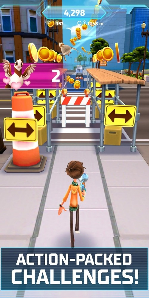 Spies In Disguise: Agents On The Run Android Game Image 2