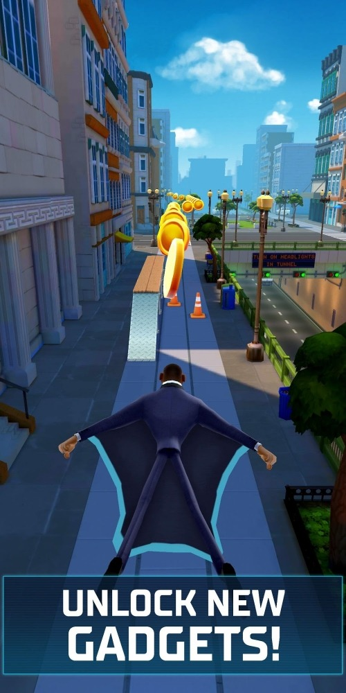 Spies In Disguise: Agents On The Run Android Game Image 3
