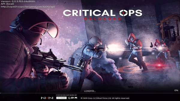 Critical Ops: Reloaded Android Game Image 1