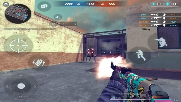 Critical Ops: Reloaded Android Game Image 2